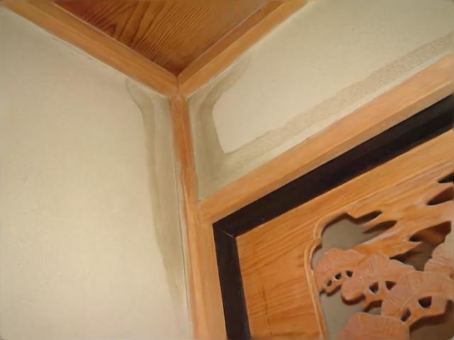 天井から水が?!天井からの雨漏りの原因は?